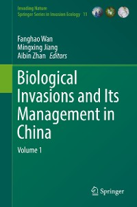 Cover Biological Invasions and Its Management in China