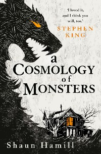 Cover A Cosmology of Monsters