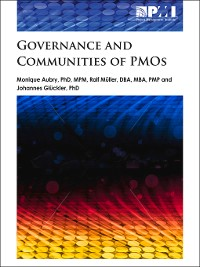 Cover Governance and Communities of PMOs