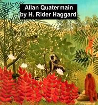Cover Allan Quatermain
