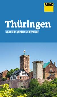 Cover ADAC Reiseführer Thüringen