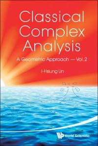 Cover Classical Complex Analysis