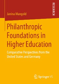 Cover Philanthropic Foundations in Higher Education