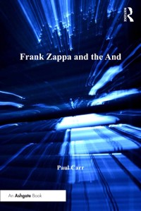Cover Frank Zappa and the And