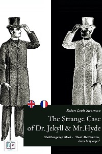 Cover The Strange Case of Dr.Jekyll and Mr.Hyde (English + French Interactive Version)