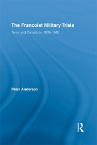 Cover Francoist Military Trials