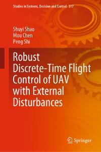 Cover Robust Discrete-Time Flight Control of UAV with External Disturbances