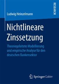 Cover Nichtlineare Zinssetzung