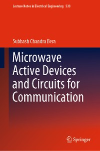 Cover Microwave Active Devices and Circuits for Communication