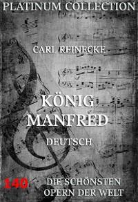 Cover König Manfred