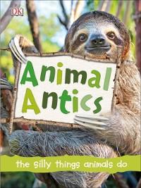 Cover Animal Antics