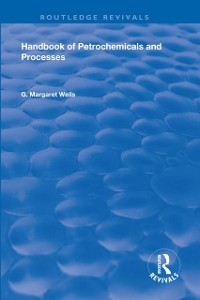 Cover Handbook of Petrochemicals and Processes