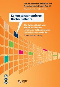 Cover Kompetenzorientierte Hochschullehre (E-Book)