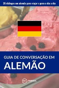 Cover Guia de conversação em alemão