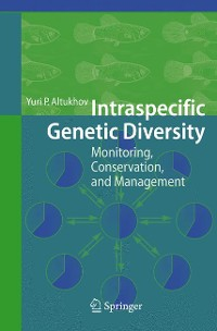 Cover Intraspecific Genetic Diversity