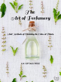 Cover The Art of Perfumery