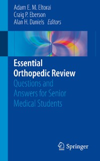 Cover Essential Orthopedic Review