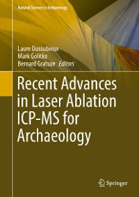 Cover Recent Advances in Laser Ablation ICP-MS for Archaeology