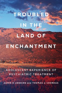 Cover Troubled in the Land of Enchantment