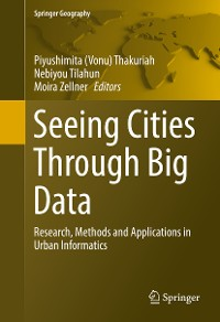 Cover Seeing Cities Through Big Data