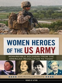 Cover Women Heroes of the US Army