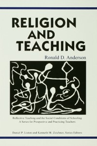 Cover Religion and Teaching