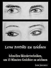 Cover Lerne Porträts zu zeichnen