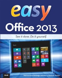 Cover Easy Office 2013