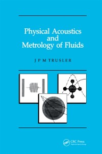 Cover Physical Acoustics and Metrology of Fluids