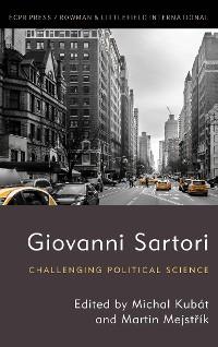 Cover Giovanni Sartori