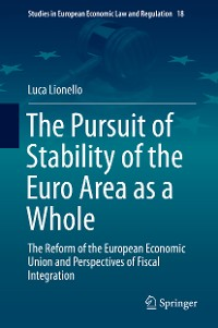 Cover The Pursuit of Stability of the Euro Area as a Whole