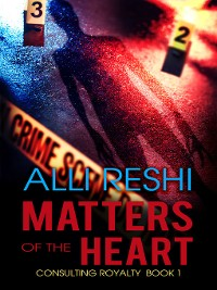 Cover Matters of the Heart