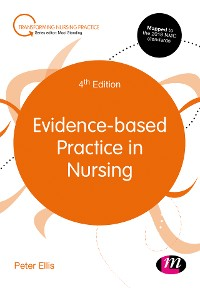 Cover Evidence-based Practice in Nursing