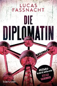 Cover Die Diplomatin