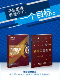 Cover A Guide to the Project Management Body of Knowledge (PMBOK(R) Guide- / Agile Practice Guide Bundle (SIMPLIFIED CHINESE)