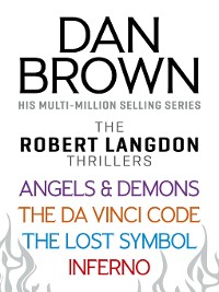 Cover Dan Brown's Robert Langdon Series