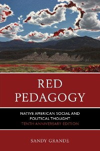 Cover Red Pedagogy