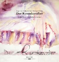Cover Der Rosenkavalier. Textfassungen und Zeilenkommentar