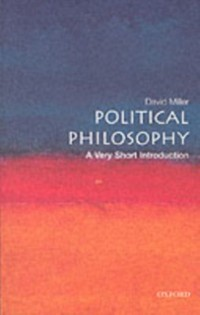 Cover Political Philosophy: A Very Short Introduction