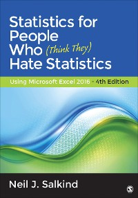 Cover Statistics for People Who (Think They) Hate Statistics