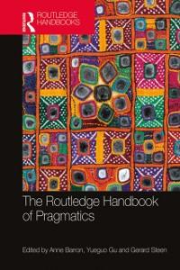 Cover Routledge Handbook of Pragmatics