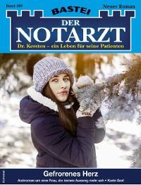 Cover Der Notarzt 387 - Arztroman