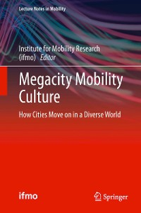 Cover Megacity Mobility Culture