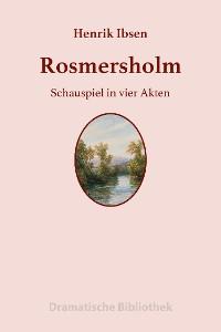 Cover Rosmersholm