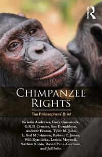 Cover Chimpanzee Rights