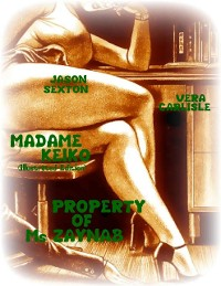 Cover Madame Keiko (Illustrated Edition) - Property of Ms Zaynab