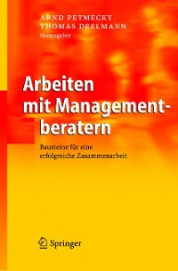 Cover Arbeiten mit Managementberatern