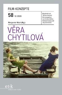 Cover FILM-KONZEPTE 58 - Vera Chytilová