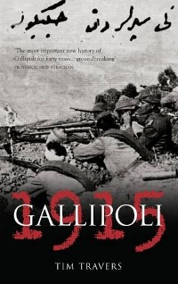 Cover Gallipoli 1915
