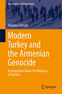 Cover Modern Turkey and the Armenian Genocide